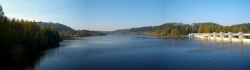 Kružberská přehrada