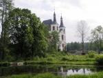 Kostel veStaré Vodě