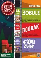 Letní kino dne 14. 8. 2020 -