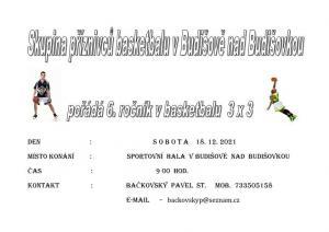 turnaj v basketbalu 3x3
